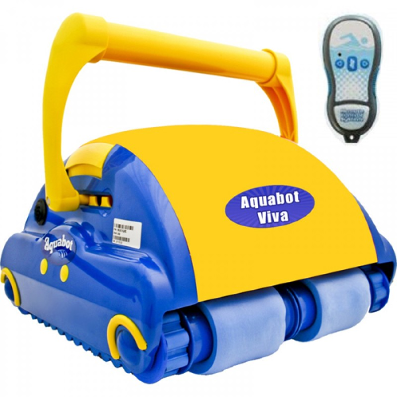 Aquabot Viva Remote Control  (4 Year full  warranty on the motors  & Free Buggy Cart)